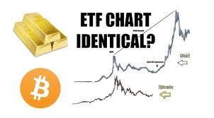 Bitcoin Vs Gold Etf Chart Identical Trade Oil Etf
