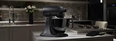 kitchenaid artisan black tie limited edition
