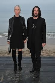 Who Is Keanu Reeves Girlfriend Alexandra Grant