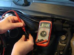 how to test a throttle position sensor enduring automotive voltmeter signal wire
