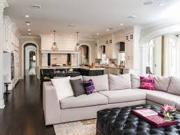 Open Concept Living Room Decorating Creative Decorating Open Concept Rooms 2017 Design Ideas Modern