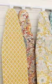 Best 25+ Ironing board covers ideas on Pinterest | Diy ironing ... & PB Ironing Board Covers - Ironing is sometimes essential, so why not make  it pretty with these stylish ironing board covers? Adamdwight.com