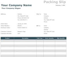 doc packing slip form packing slip template for packing slip form packing slip form