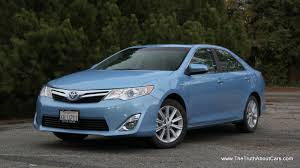 2012 Toyota Camry Hybrid, Exterior, front 3/4, Photography ...