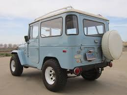 Rust Free Californian – 1972 Toyota Land Cruiser FJ40 | Original ...