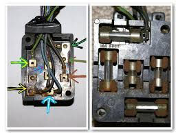 1965 coupe at 289 replace fuse panel w blade type fuse blocks 65 mustang fuse box diagram at 65 Mustang Fuse Box