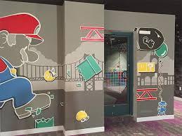 Wall murals for office Geometric u003cbu003econfidential Tech Clientu003cbu003eu003cbru003eu003ciu003e Wall And Wall Offices Wall And Wall