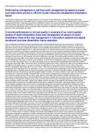 cover letter strategic management essay strategic management  cover letter phd thesis on strategic management dissertation titles performance managementstrategic management essay