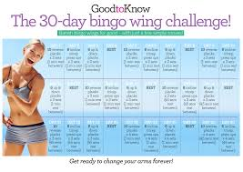 Exercises For Bingo Wings Banish Them For Good With Our 30