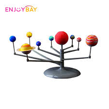 enjoybay diy solar system nine planets