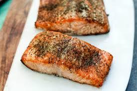 brown sugar smoked salmon