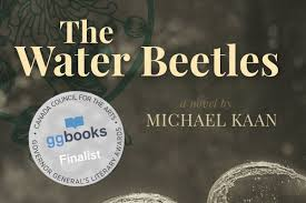 globe books on twitter michael kaan wins amazon canada first novel award for the water beetles s t co 0vcl2ykdjq
