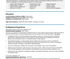 Physician Assistant Resume Templates Medical Doctor Resume Examples Templates Template Free Download 75