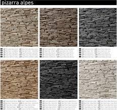 artificial slate wall tiles