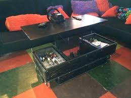 multifunctional arcade coffee table plans gaming coffee table gaming coffee table
