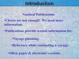 Navigation Nau 102 Lesson 7 Introduction Nautical