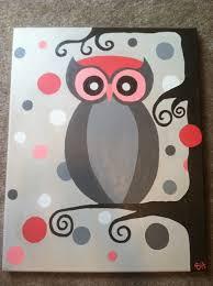 custom owl painting 30 00