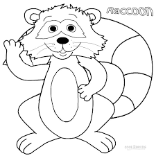 Small Picture chester raccoon coloring page Coloring Pages Ideas