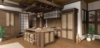 That's why I love Japanese kitchens!  Kitchen Decorating Ideas and Designs