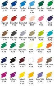 Prismacolor Scholar 24 Color Chart Bedowntowndaytona Com