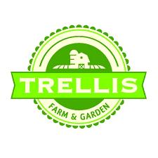 trellis farm garden