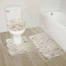 large bathroom mats and rugs 9 beige 3 piece solid plain gy bathroom rug set large large bathroom mats