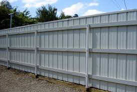 Sheet Metal Fence Panels Fence Ideas Corrugated Metal Fence Panels