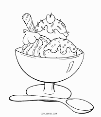 Upload your child's printable ice cream colored pages here. Free Printable Ice Cream Coloring Pages For Kids