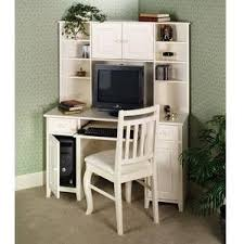corner office desk hutch. Amelia Home Corner Desk With Hutch Office Touch Of Class Furniture Green Plant Room White Color Wooden Varnished Lacquired Books R