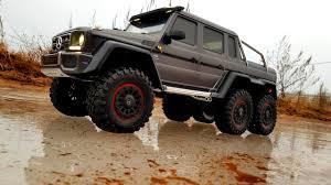 Mercedes-Benz G 63 AMG 6x6 <b>TRX</b>-<b>6</b> ... Круче только 8х8 ...