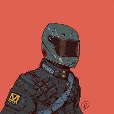 """Fernando Correa on Twitter: """"More Cyberpunk characters ..."""