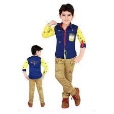 Pant And Shirt Kids Cotton Pant Shirt At Rs 895 Piece Child Cotton Pant
