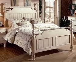 Furniture: Vintage White Bedroom Furniture Ideas - Adding Feminine ...
