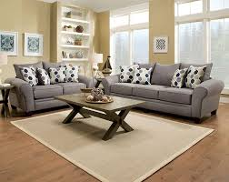 Light Grey Couch Set Heritage Gray Accent Chair Couch Loveseat Sofa Loveseat