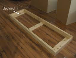 making kitchen island from ikea cabinets cabinet layout building custom microwave simply swider with broan range