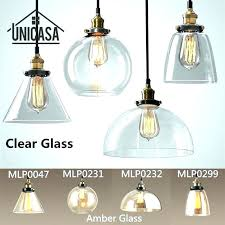 pendant light replacement shades replacement glass