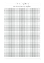 Long Printable Centimeter Grid Paper Free 1 Graph Template