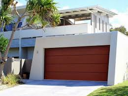 modern wood garage door. Wooden Garage Doors Design \u0026 Buying Tips » Modern Style Wood Door