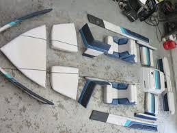 1987 17 ft bayliner capri interior