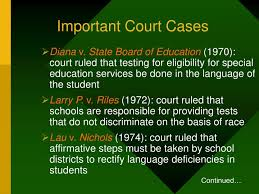 Diana V State Board Of Education Ppt Bilingual Education Powerpoint Presentation Id 498670