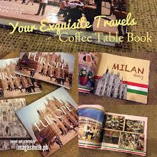 your exquisite travels in a coffee table book this is arvinulim s 200 pages book titled europe ah yes vol 1 and 2 both in 200 pages full color
