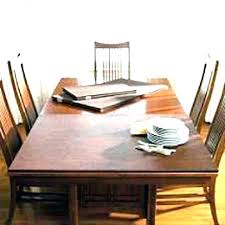 dining room table protector engaging dining room table pad on round table pads for dining room