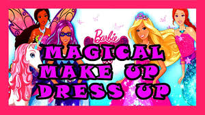 wonderful make up dress up games barbie magical fashion dress up fun free kids game apps