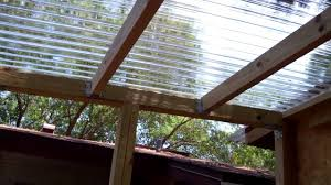 durable and simple polycarbonate roof panels creative home