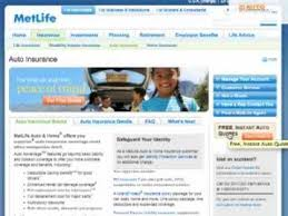 Metlife Auto Insurance Quote Awesome MetLife Auto Insurance Reviews Customer Ratings Discounts And
