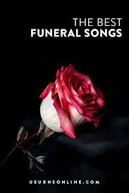 funeral songs list