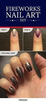 25+ unique Firework nail art ideas on Pinterest   Firework nails ...