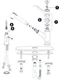 kohler kitchen faucet parts. Kohler Kitchen Faucets Parts Faucet Replacement Awesome Shower A