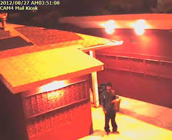 shamrock garden apartments mail thief on do you know him