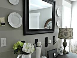 mirror and table for foyer. Foyer Table And For Modern Concept Mirror